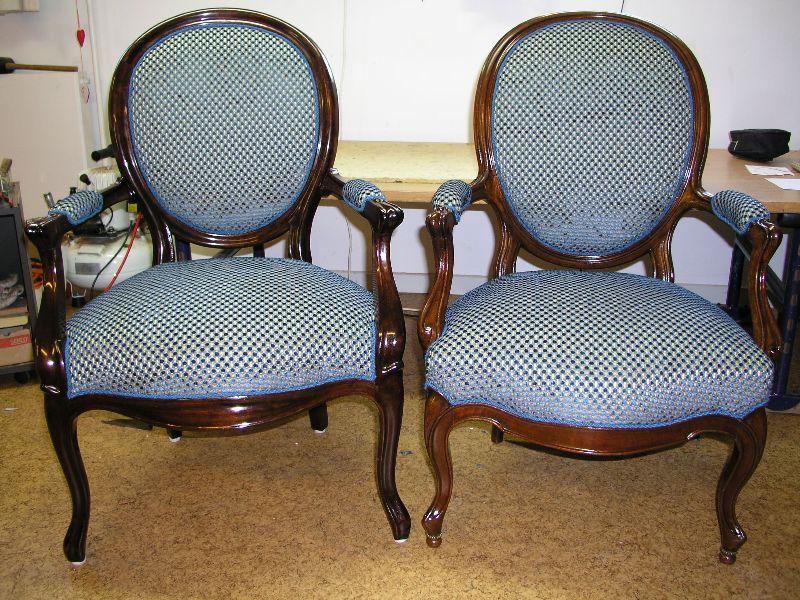 Antikke møbler